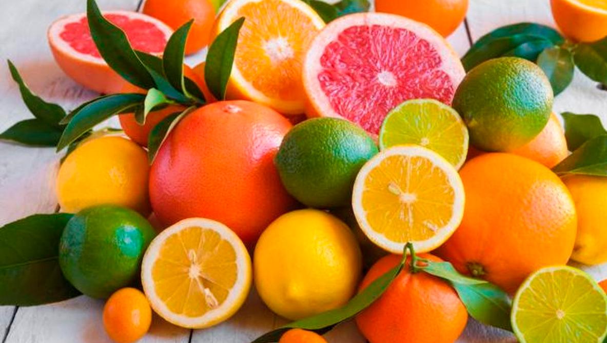 Cítricos - Alimentos prohibidos para la gastritis - Cómo aliviar la gastritis