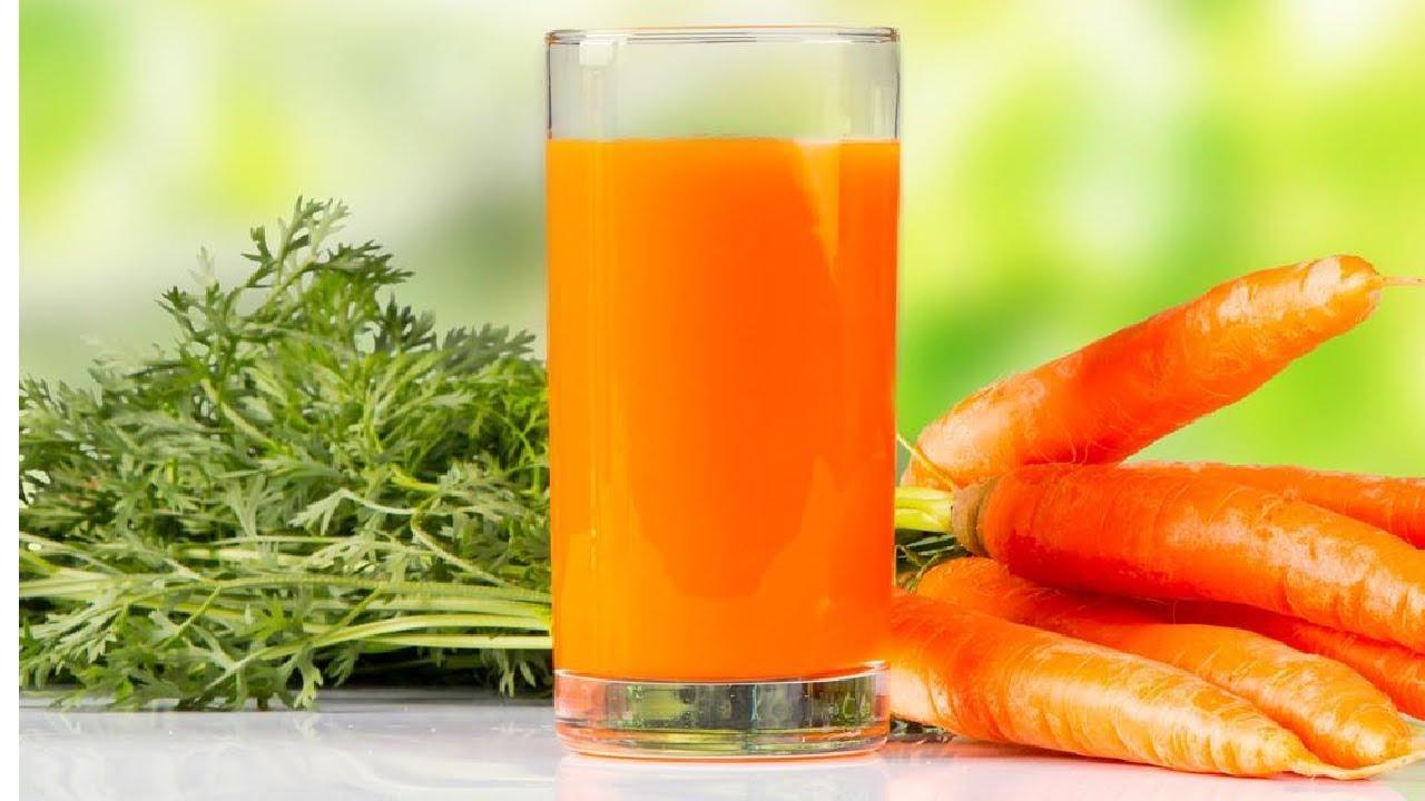 Cómo Aliviar La Gastritis - Jugo de Zanahoria