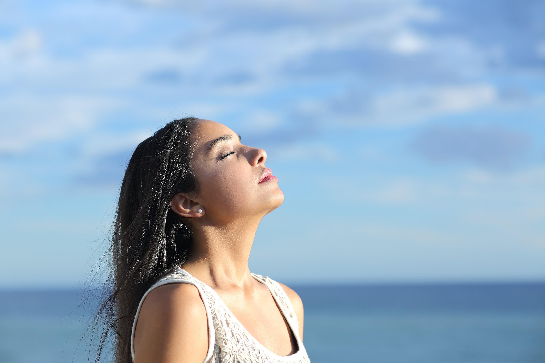 Respiración - Cómo Aliviar La Gastritis - Técnicas para aprender cómo aliviar la gastritis